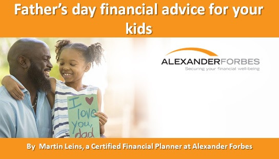 Father's day financial advice for your kids