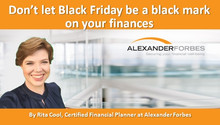 Don't let Black Friday be a black mark on your finances