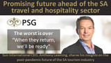 Promising future ahead of the SA travel and hospitality sector