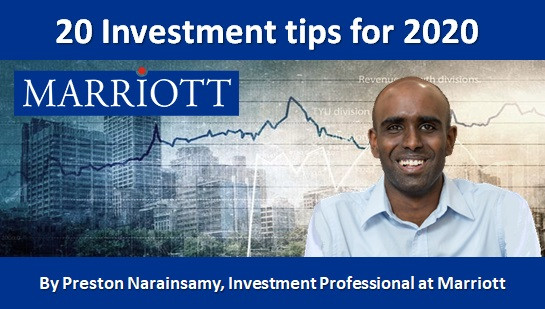 20 Investment tips for 2020