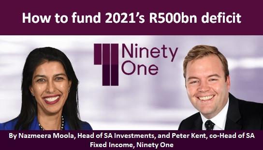 How to fund 2021's R500bn deficit