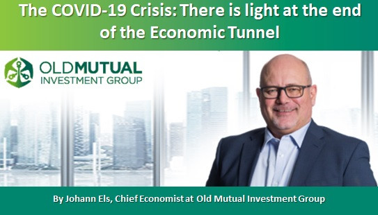 The COVID-19 Crisis: There is light at the end of the Economic Tunnel