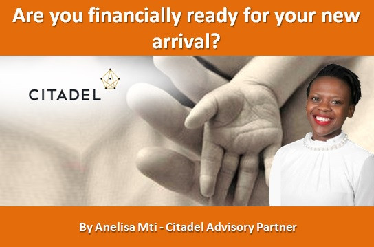 Are you financially ready for your new arrival?