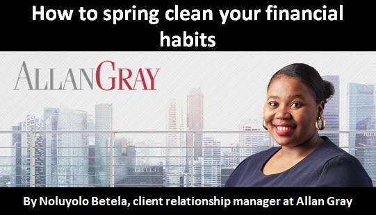 How to spring clean your financial habits