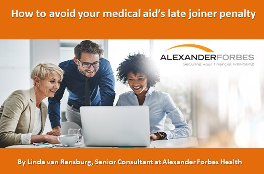 How to avoid your medical aid's late joiner penalty