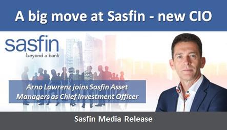 A big move at Sasfin - new CIO