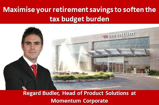 Maximise your retirement savings to soften the tax budget burden