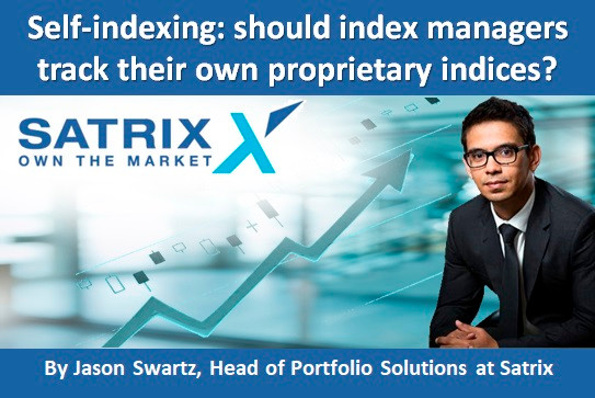 Self-indexing: should index managers track their own proprietary indices?