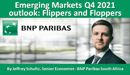 Emerging Markets Q4 2021 outlook: Flippers and Floppers