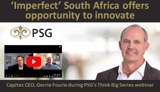 'Imperfect' South Africa offers opportunity to innovate