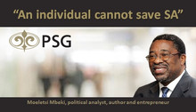 """An individual cannot save SA"""