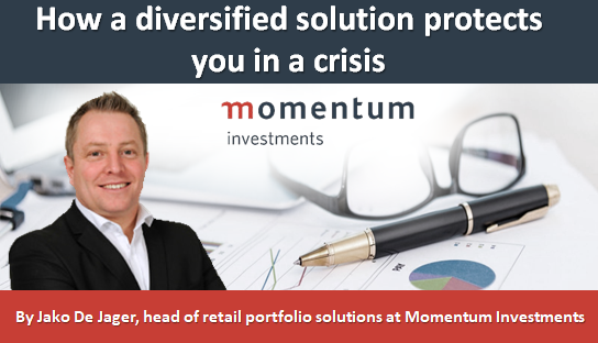 How a diversified solution protects you in a crisis