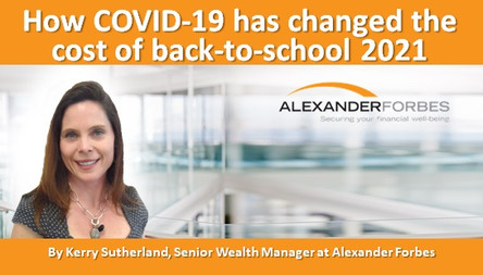 How COVID-19 has changed the cost of back-to-school 2021