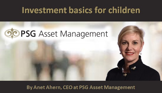 Investment basics for children
