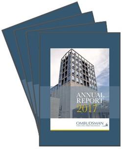 Ombud for LT Insurance Annual Report 2017