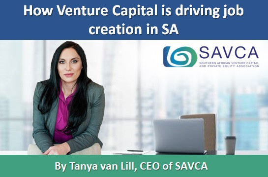 How Venture Capital is driving job creation in SA