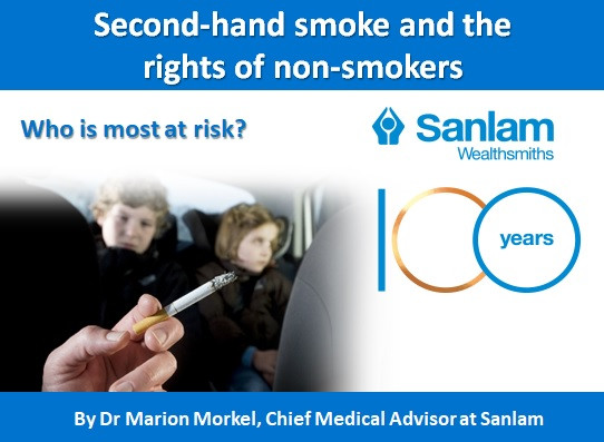 Second-hand smoke and the rights of non-smokers