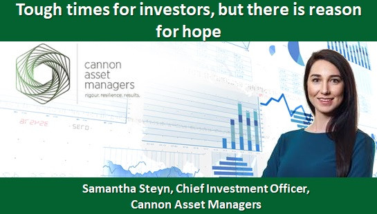 Tough times for investors, but there is reason for hope