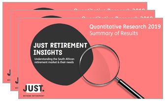 Just Quantitative Research 2019