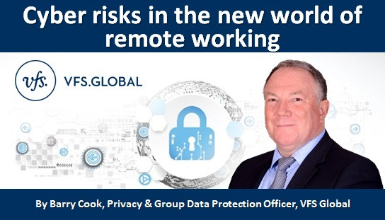 Cyber risks in the new world of remote working