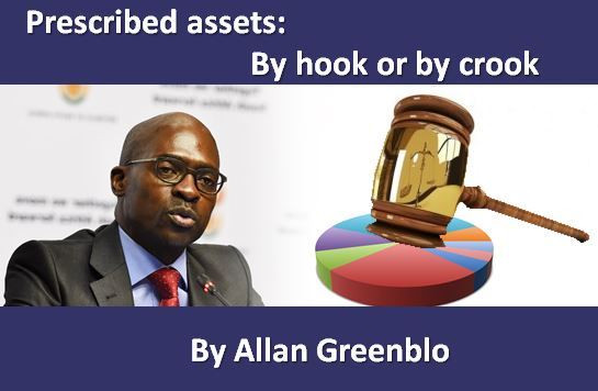 Prescribed assets: by hook or by crook