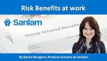 Risk Benefits at work