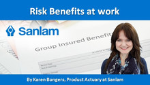 Risk Benefits at work