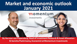 Market and economic outlook - January 2021