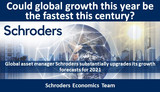 Could global growth this year be the fastest this century?