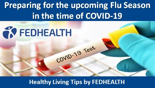 Preparing for the upcoming Flu Season in the time of COVID-19