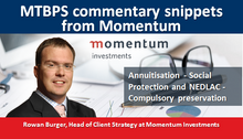 MTBPS commentary snippets from Momentum