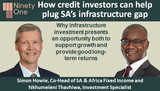 How credit investors can help plug SA's infrastructure gap