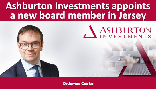Ashburton Investments appoints a new board member in Jersey