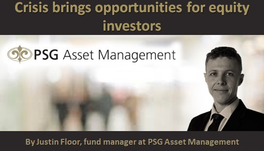 Crisis brings opportunities for equity investors