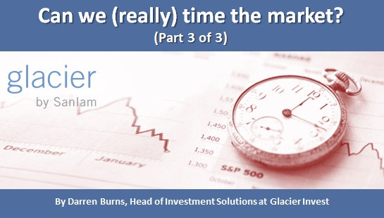 Can we (really) time the market?  (Part 3 of 3)