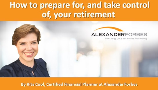 How to prepare for, and take control of, your retirement