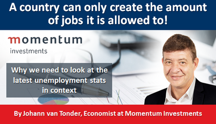 A country can only create the amount of jobs it is allowed to!