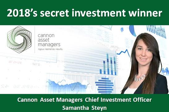 2018's secret investment winner