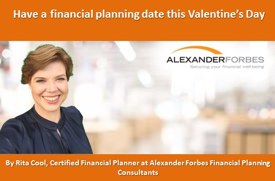 Have a financial planning date this Valentine's Day