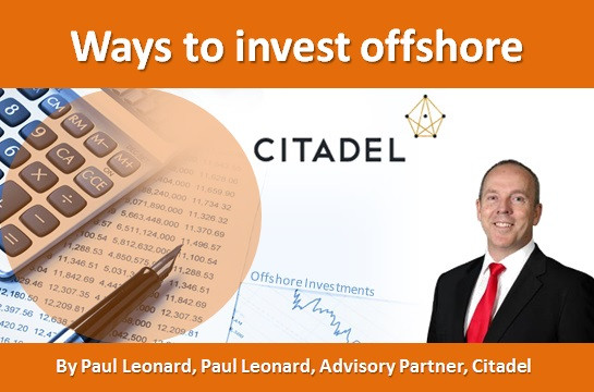 Ways to invest offshore