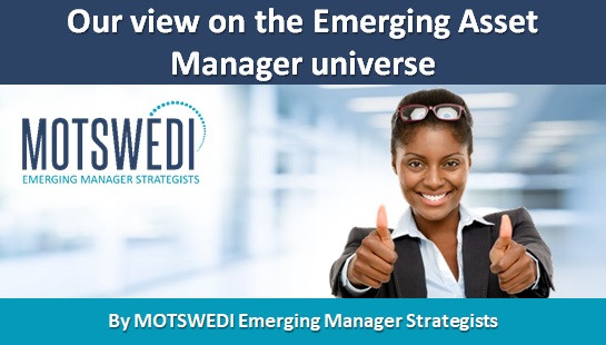 Our view on the Emerging Asset Manager universe