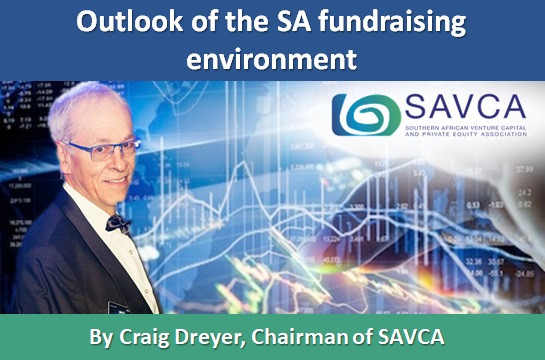 Outlook of the SA fundraising environment