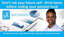Don't rob your future self - think twice before raiding your pension fund