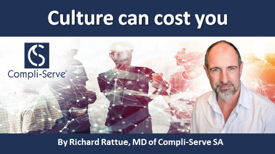 Culture can cost you