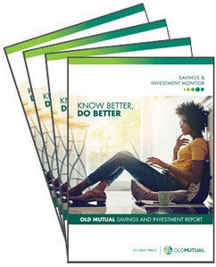 Old Mutual Savings and Investment Monitor 2018
