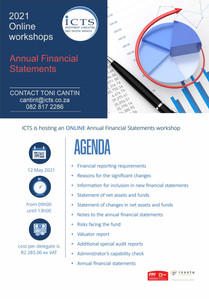 Annual Financial Statements 12th May 202