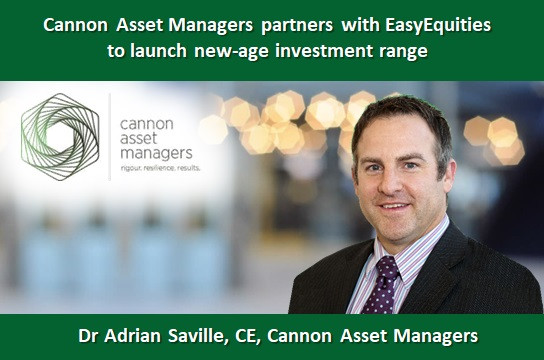 Cannon Asset Managers partners with EasyEquities to launch new-age investment range