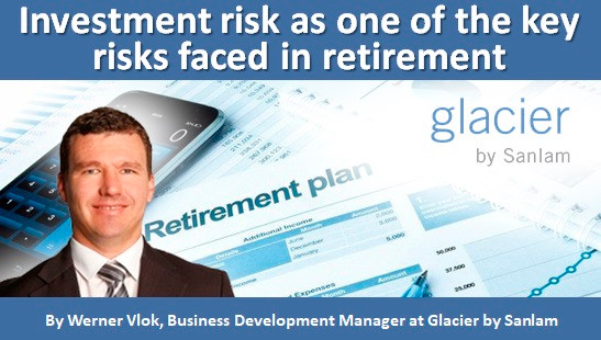 Investment risk as one of the key risks faced in retirement