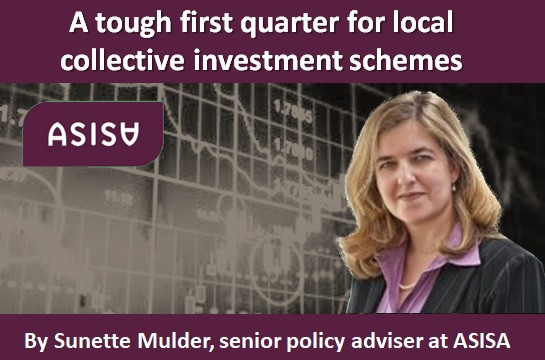 A tough first quarter for local collective investment schemes