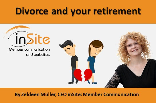 Divorce and your retirement